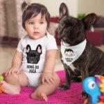 1-bandana-para-cachorro-e-1-body-de-bebe-personalizados